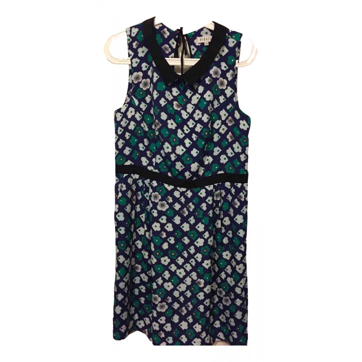 Claudie Pierlot \N Multicolour dress for Women 40 FR