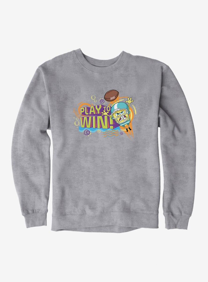 SpongeBob SquarePants Play To Win Sweatshirt