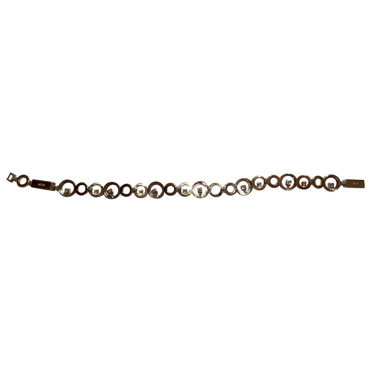 Swarovski - Bracelet   pour femme en metal - blanc