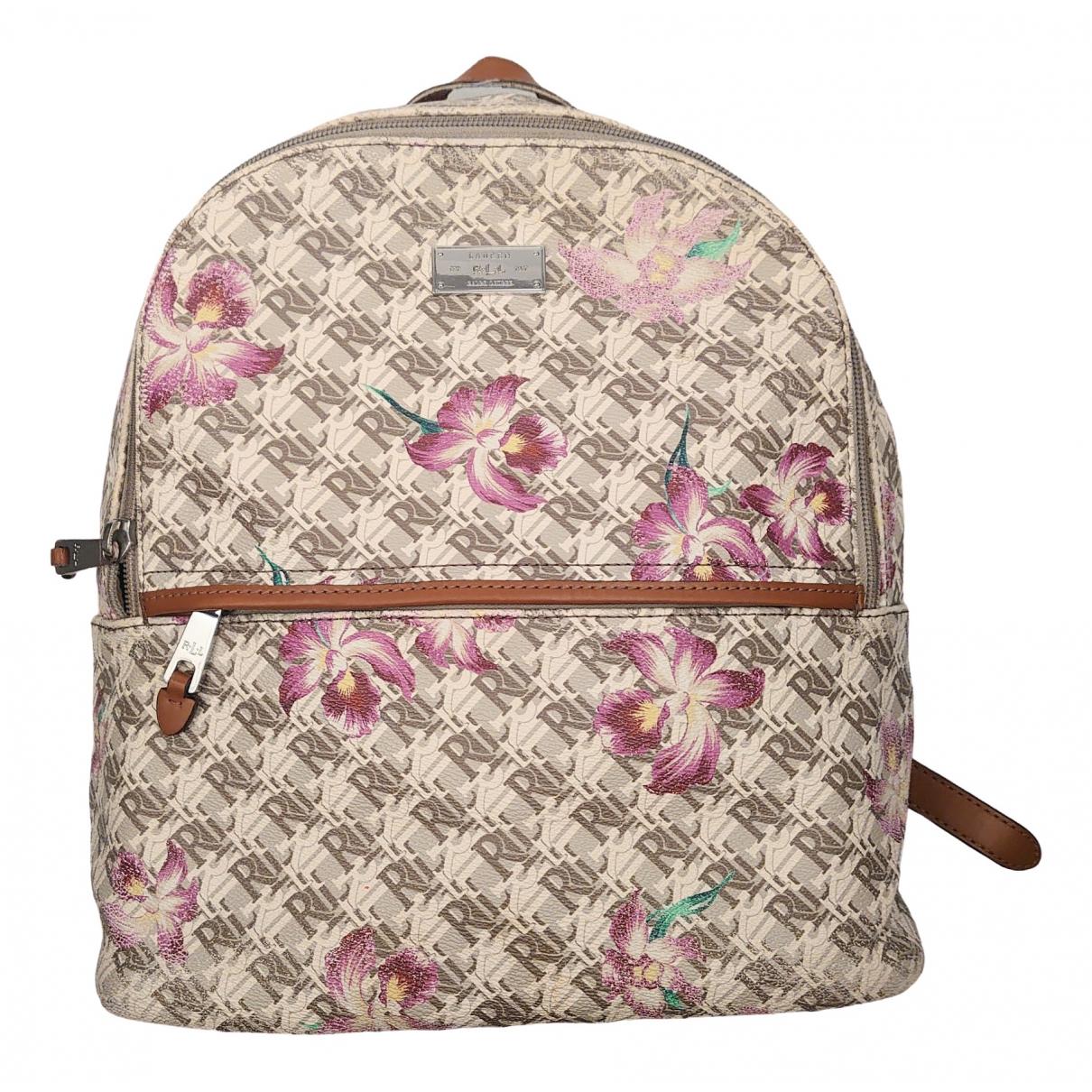 Lauren Ralph Lauren \N Multicolour backpack for Women \N