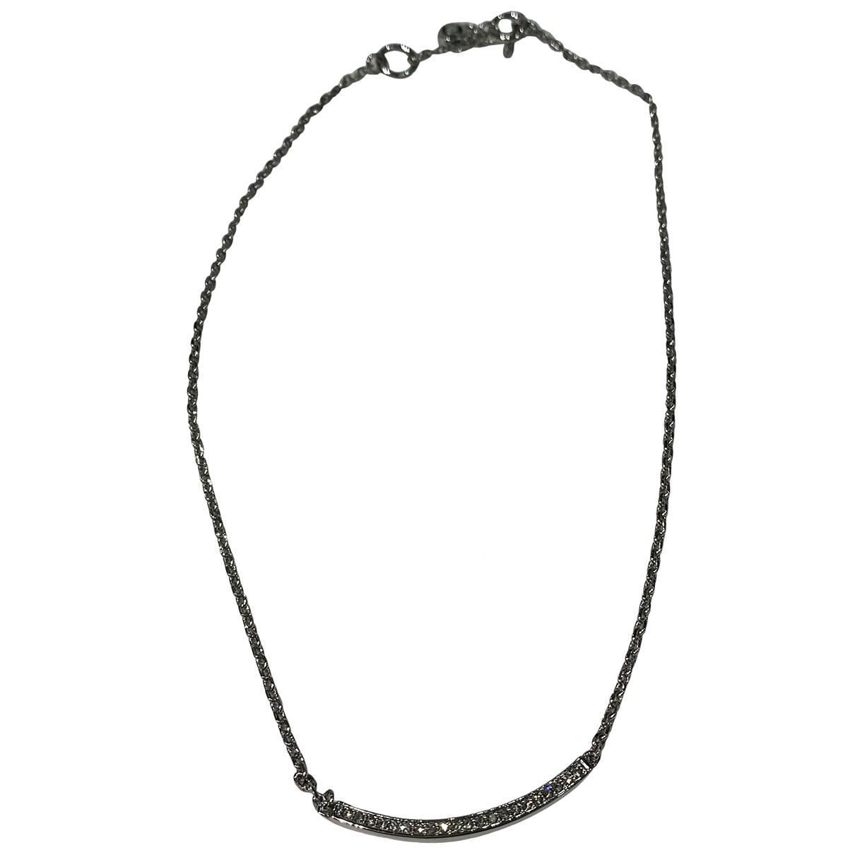 Michael Kors - Collier   pour femme en metal - argente