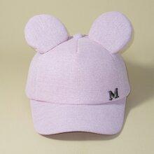Maedchen Baseball Kappe mit Ohr Design
