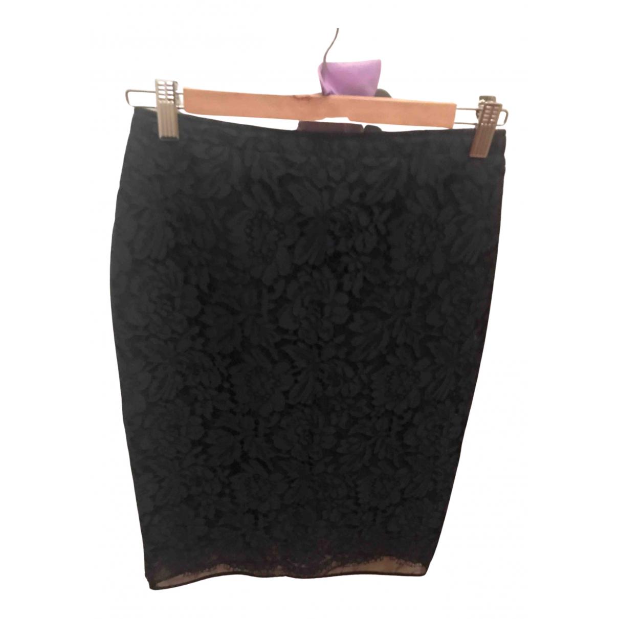 Msgm N Blue Cotton skirt for Women 40 IT