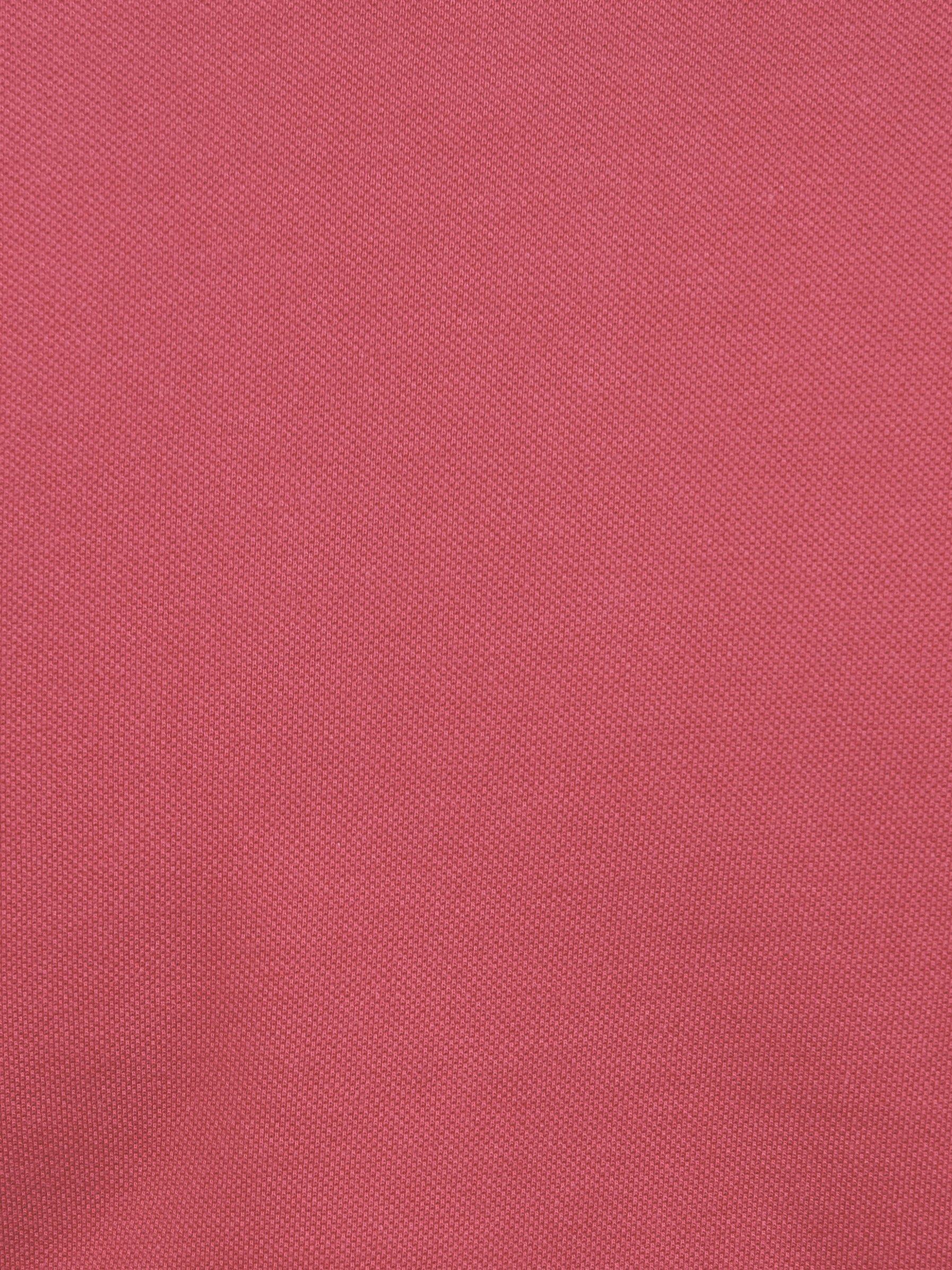 Polo MozartSolidFuschia Pink