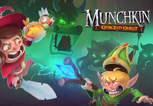 Munchkin: Quacked Quest Steam CD Key