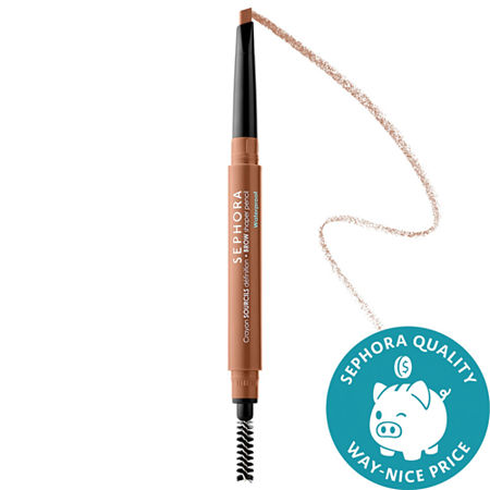 SEPHORA COLLECTION Retractable Brow Pencil - Waterproof, One Size , Beige