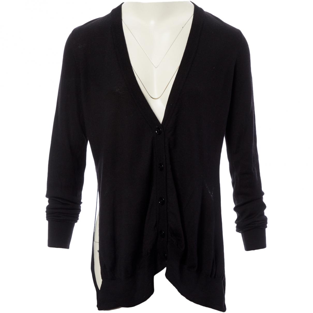 Maison Martin Margiela \N Black Wool Knitwear for Women M International