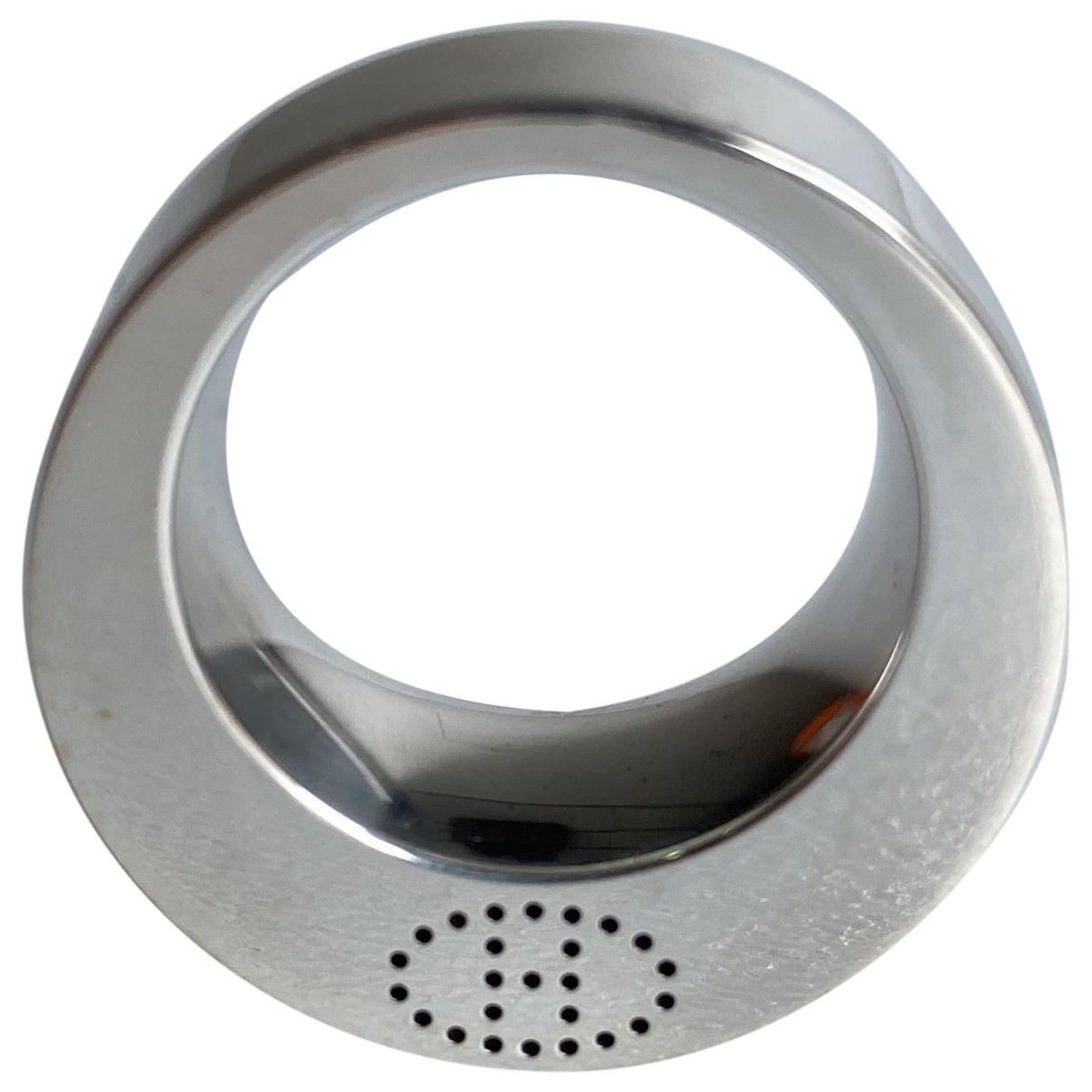 Hermès Eclipse Silver Silver ring for Women 53 EU