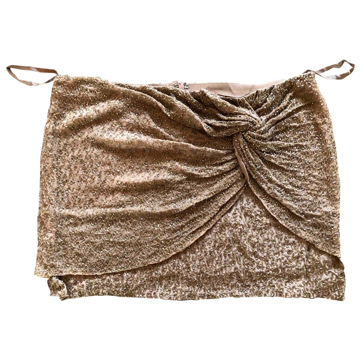 Falda de Seda Haute Hippie
