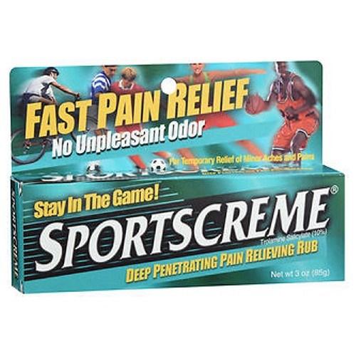 Sportscreme Rub 3 oz by Sportscreme