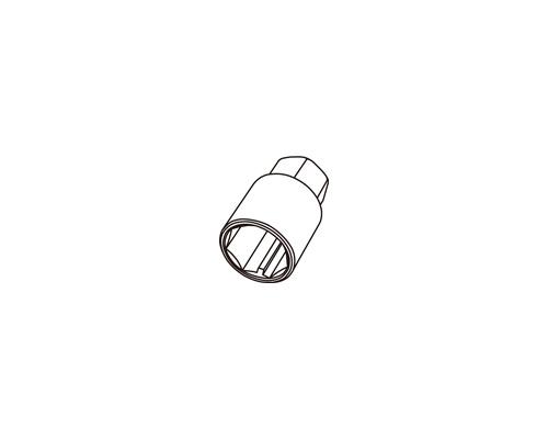 Project Kics Leggdura Racing #47 (35MM) Lug Nuts Lock Key Adapter