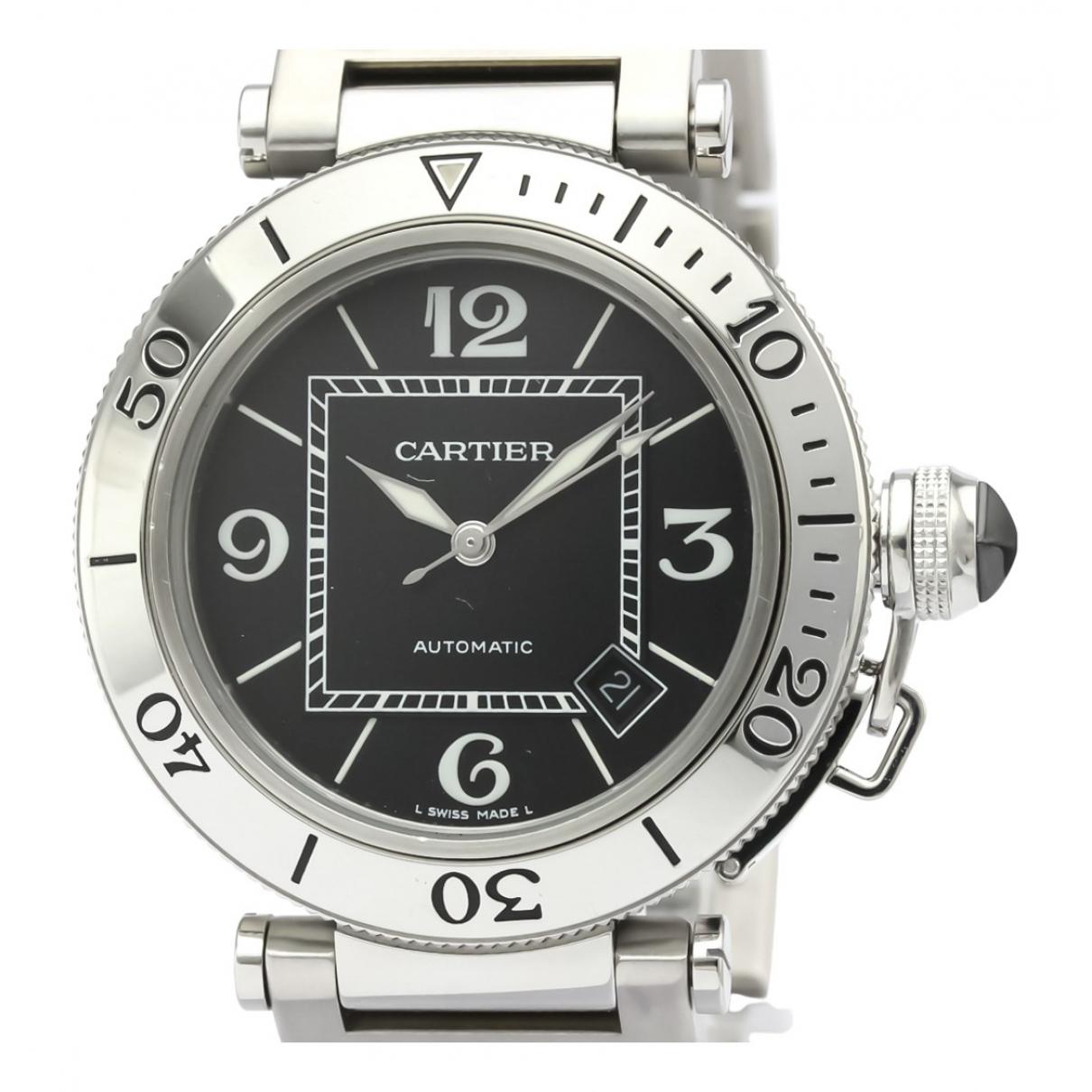 Relojes Pasha Seatimer Cartier