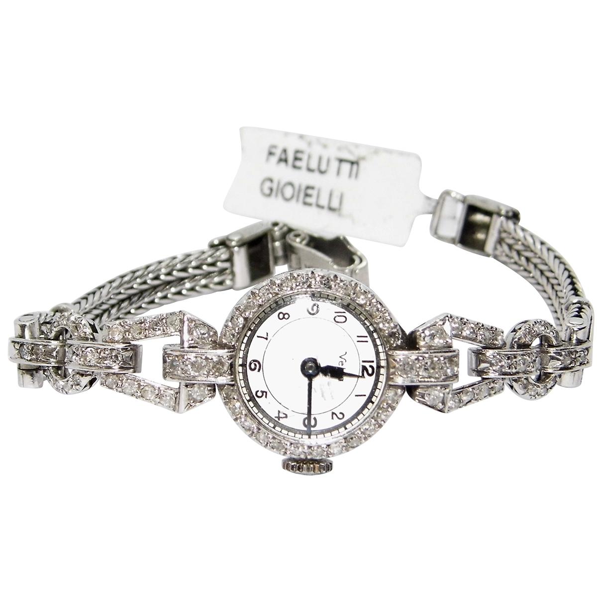 Reloj de Platino Non Signe / Unsigned