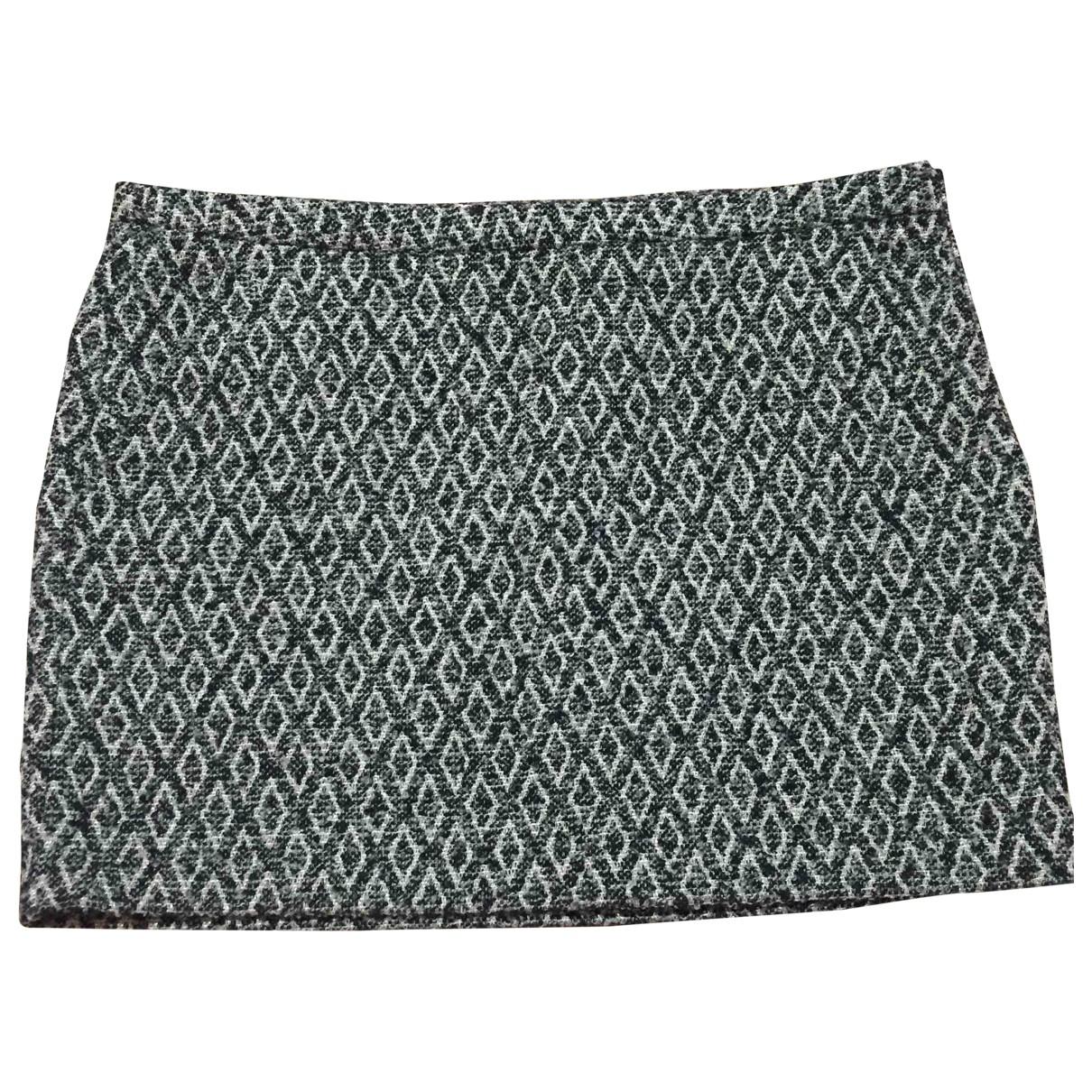 Mini falda de Lana Ba&sh