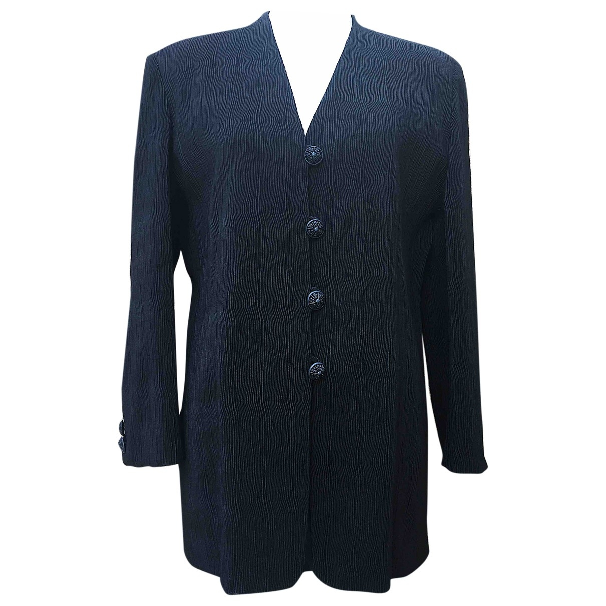 Pierre Cardin \N Blue jacket for Women 46 FR