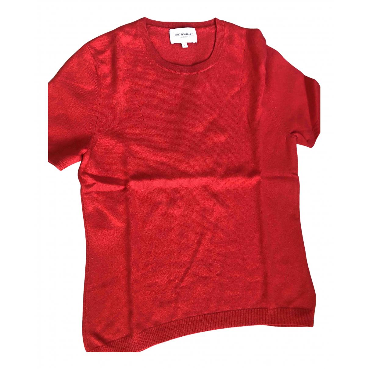 Eric Bompard \N Red Cashmere Knitwear for Women L International