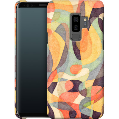 Samsung Galaxy S9 Plus Smartphone Huelle - From Darkness von Georgiana Teseleanu