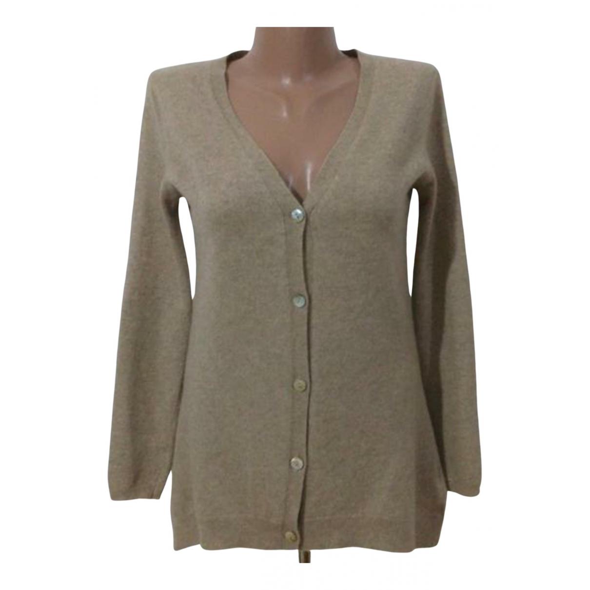 Ftc Cashmere - Pull   pour femme en cachemire - beige