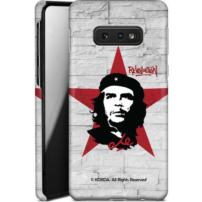 Samsung Galaxy S10e Smartphone Huelle - Revolucion von Che Guevara