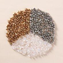 300 Stuecke Metall & Kunststoff Ohrringe Zubehor