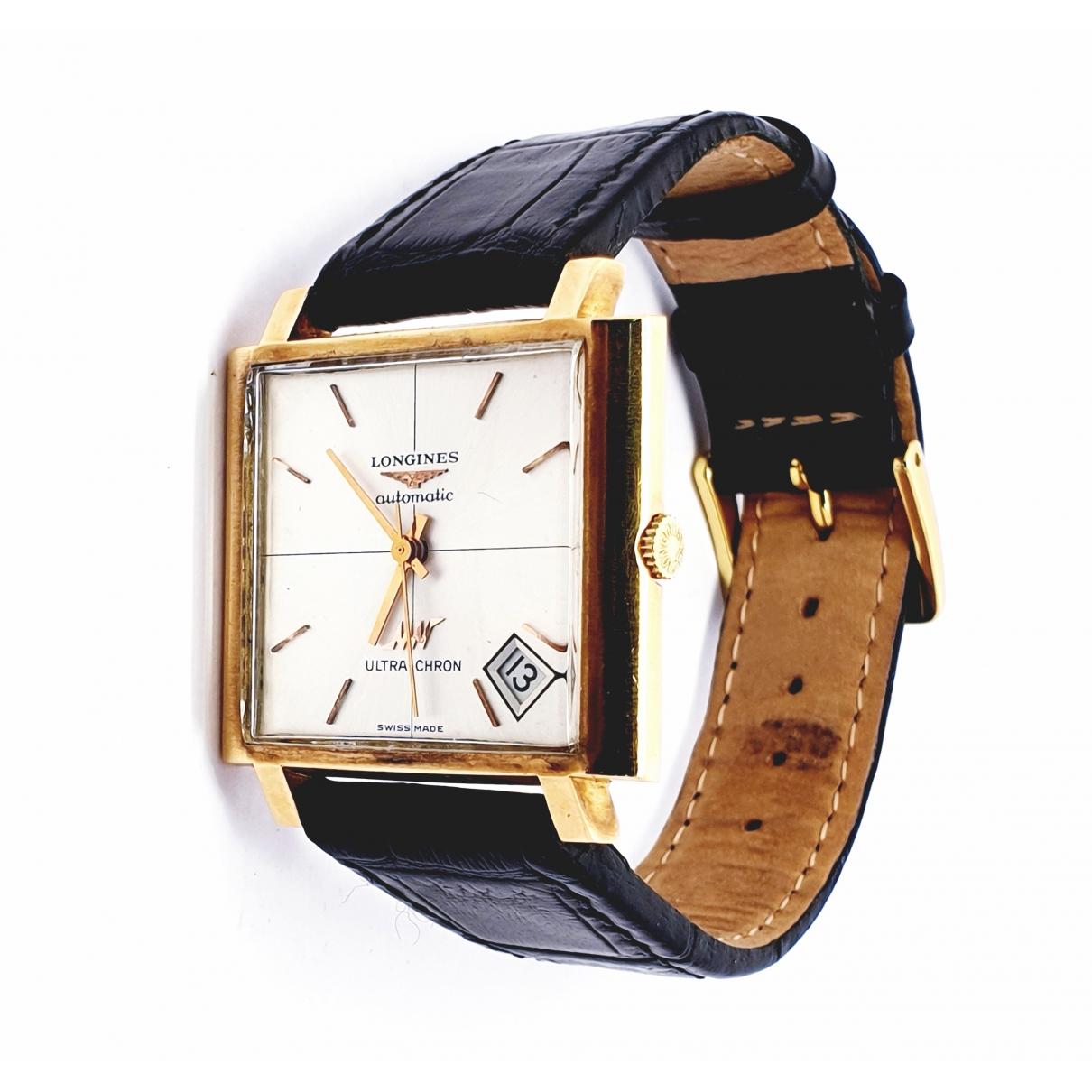 Relojes de Oro amarillo Longines