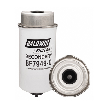 Baldwin BF7949-D - Secondary Fuel/Water Separator Element With Remo...