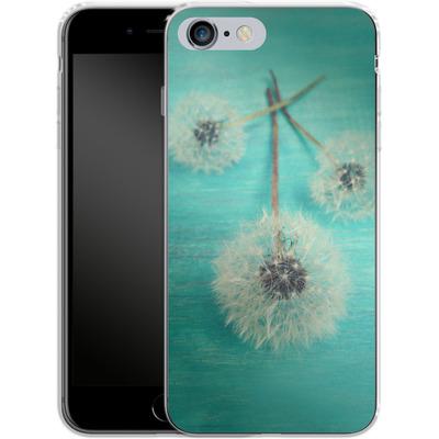 Apple iPhone 6 Plus Silikon Handyhuelle - Three Wishes von Joy StClaire
