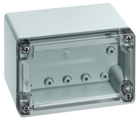 Spelsberg TG, Grey Polycarbonate Enclosure, IP66, IP67, 122 x 85 x 82mm