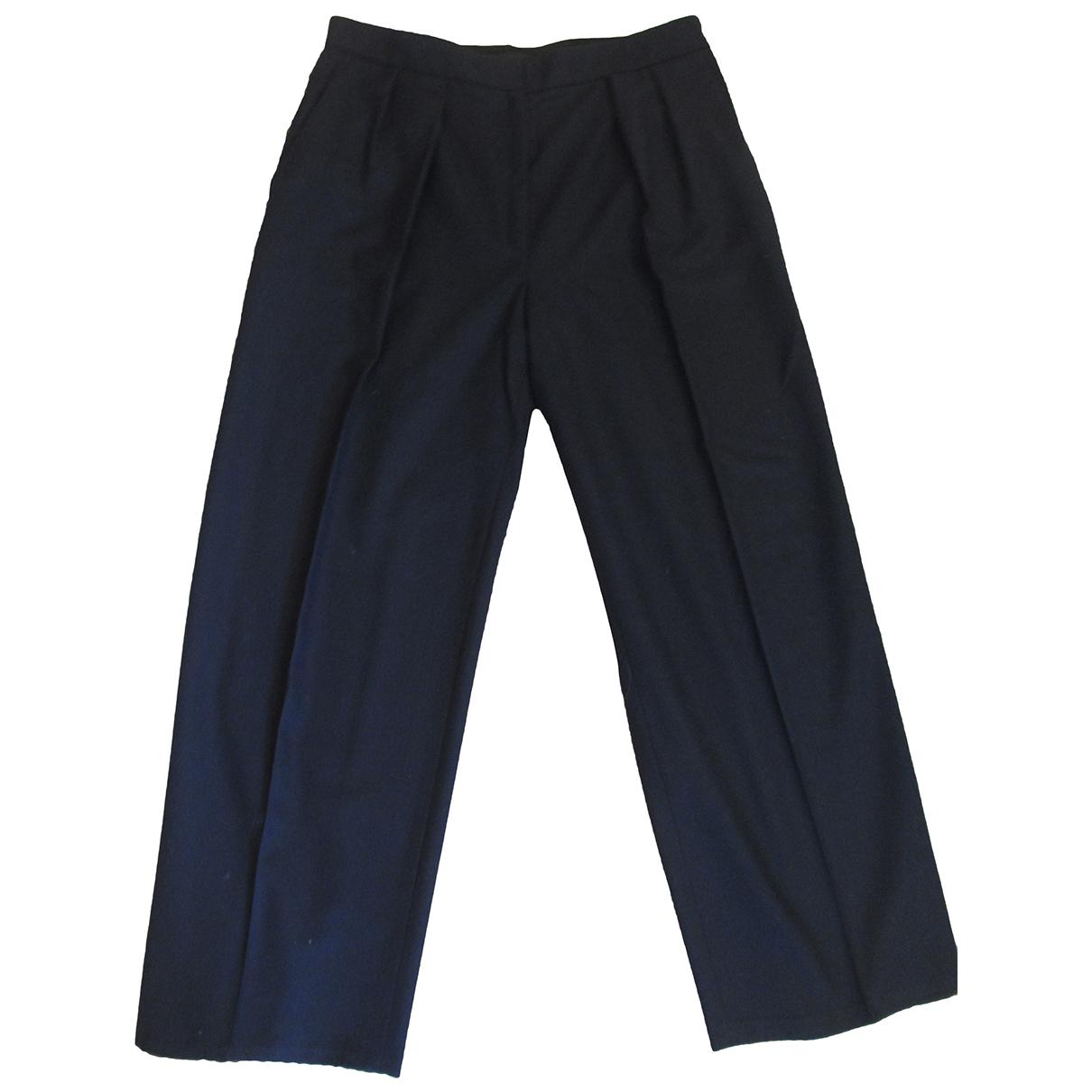 Pantalon recto de Lana The Row
