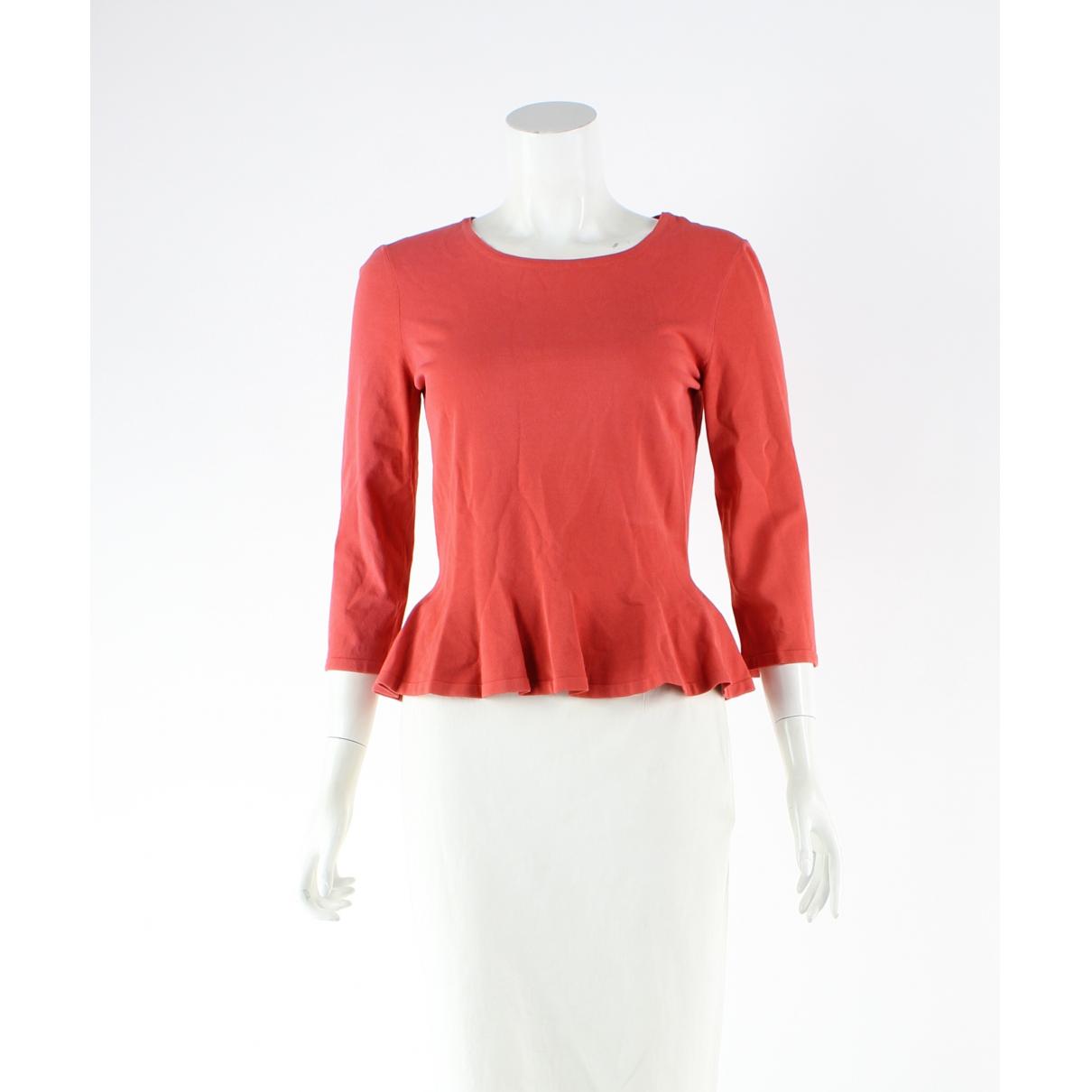 Alaia - Top   pour femme - rouge