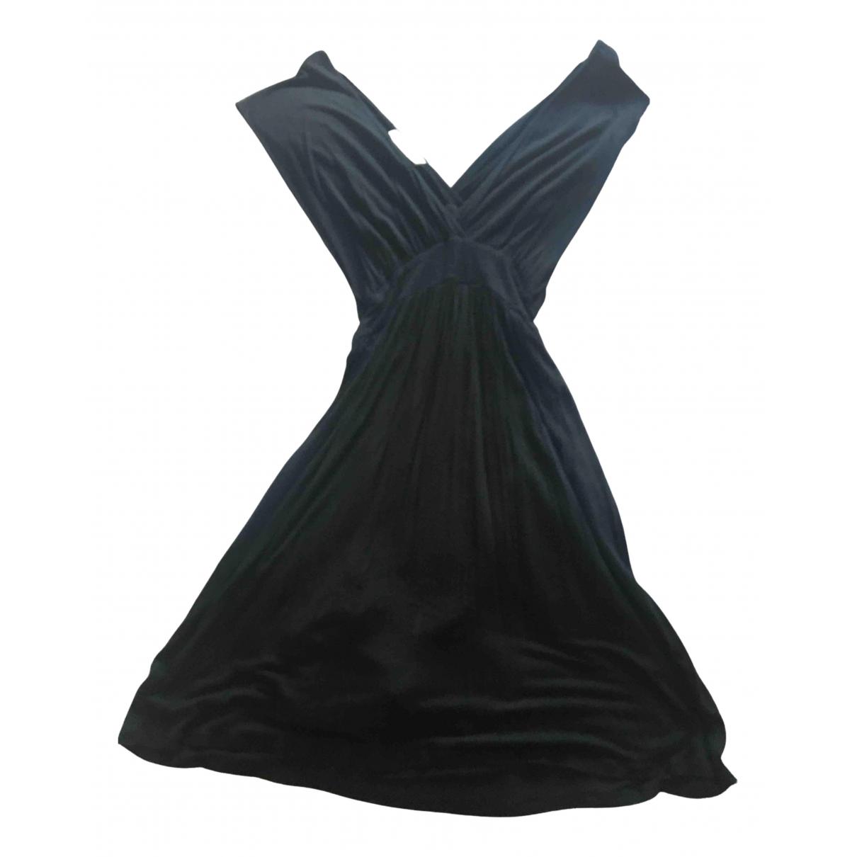 Stella Mccartney \N Kleid in  Grau Baumwolle