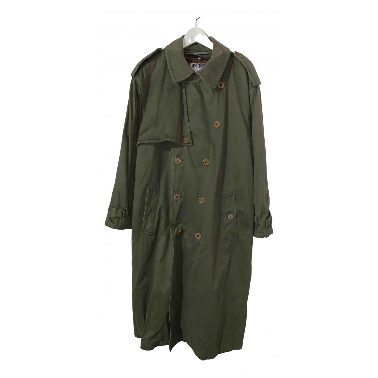 Moschino \N Khaki coat  for Men 50 IT