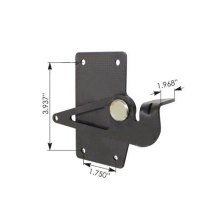 Automann HLK2374 - Hlk2374, Door Lock Striker Bolt   International