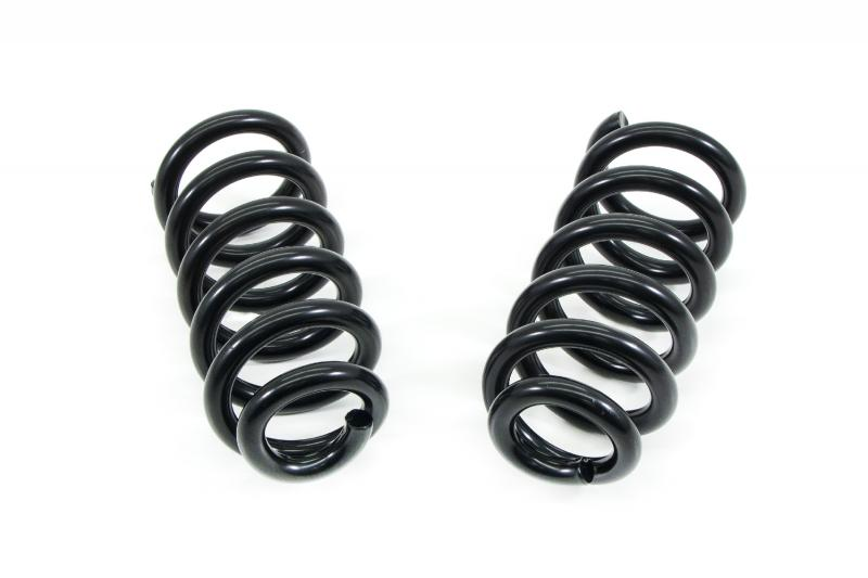 UMI Performance 6452F 1973-1987 GM C10 Front Lowering Springs, 2″ drop Chevrolet C/K 10 1973-1974