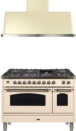 2 Piece Kitchen Appliances Package with UPN150FDMPB 60