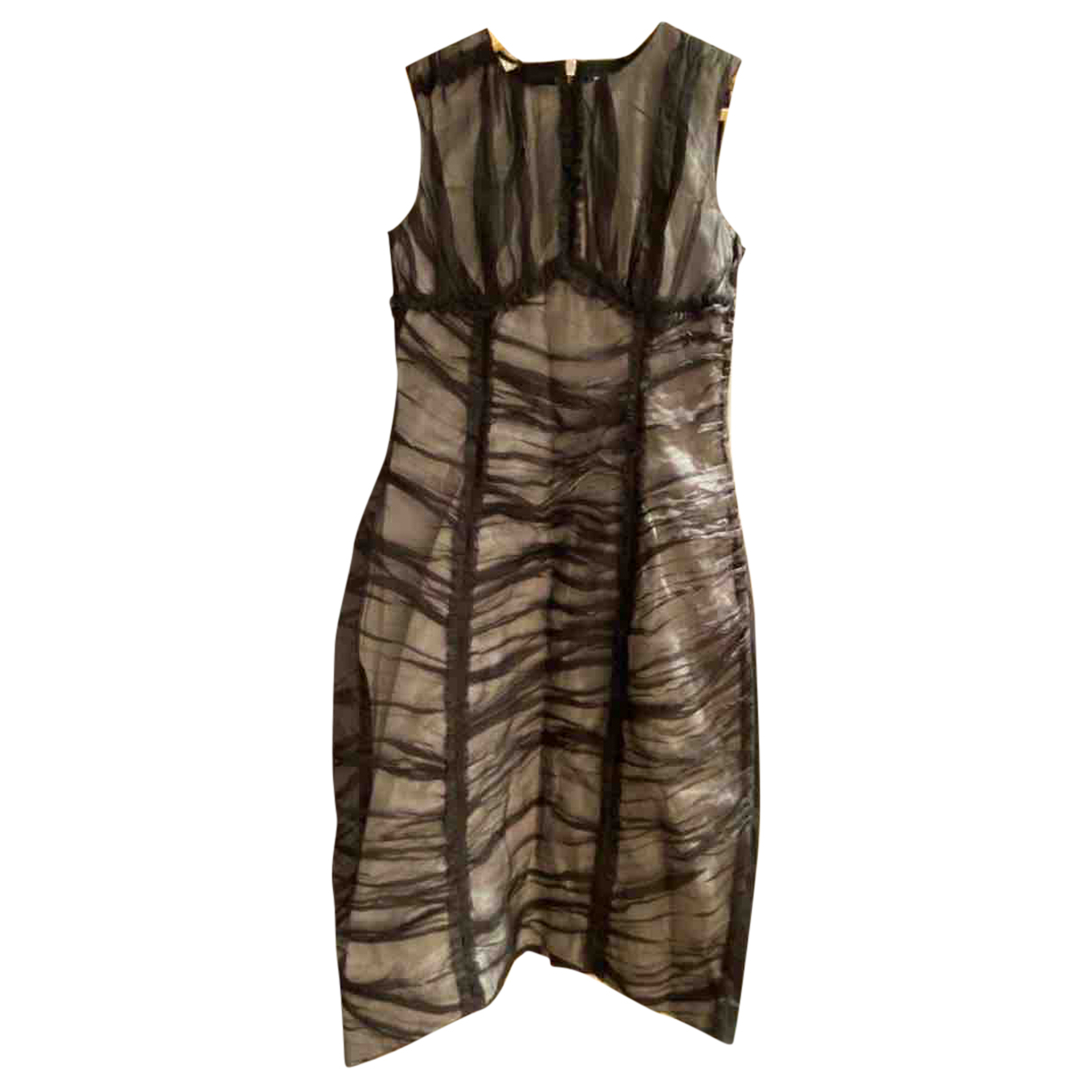 D&g N Silk dress for Women 40 IT