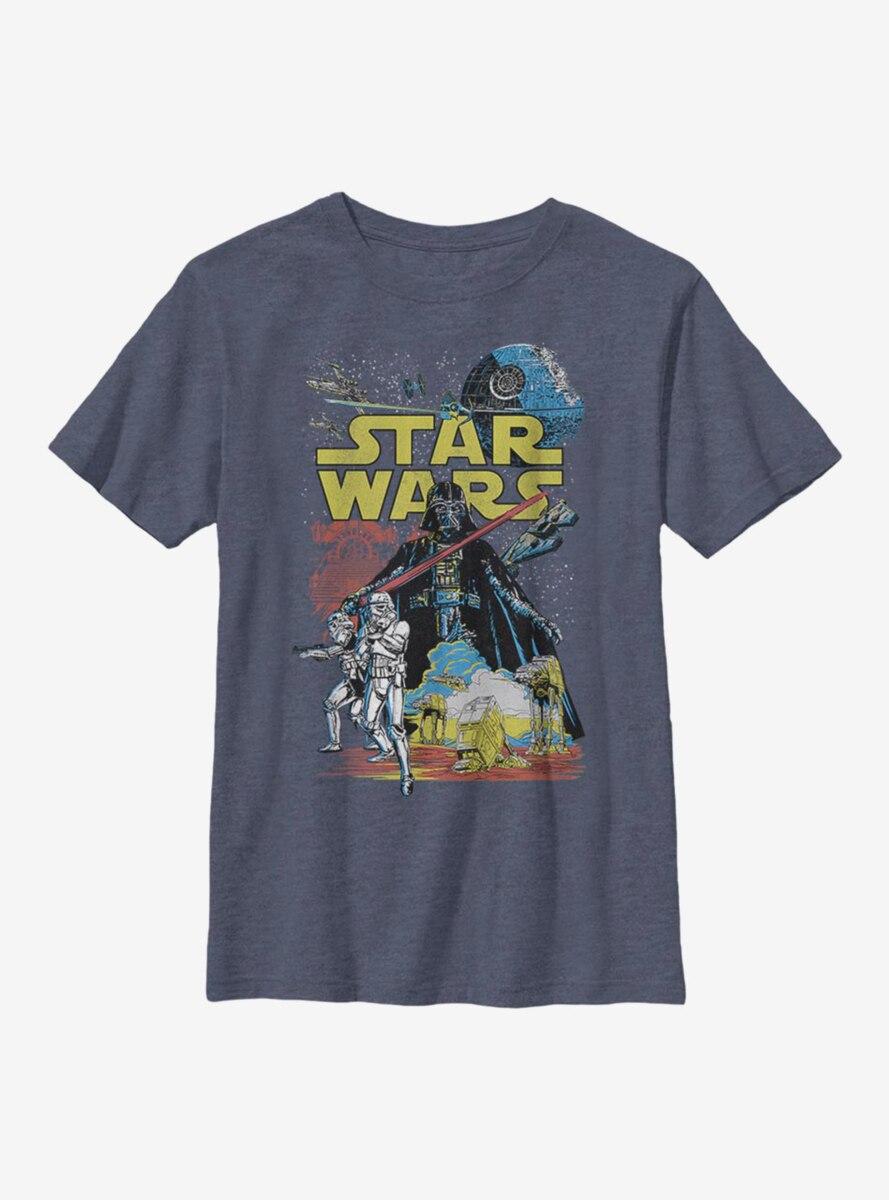 Star Wars Rebel Classic Youth T-Shirt