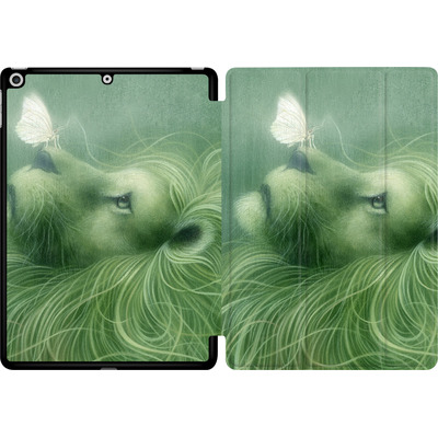 Apple iPad 9.7 (2017) Tablet Smart Case - In the Calm of the Pale Moonlight von Dan May