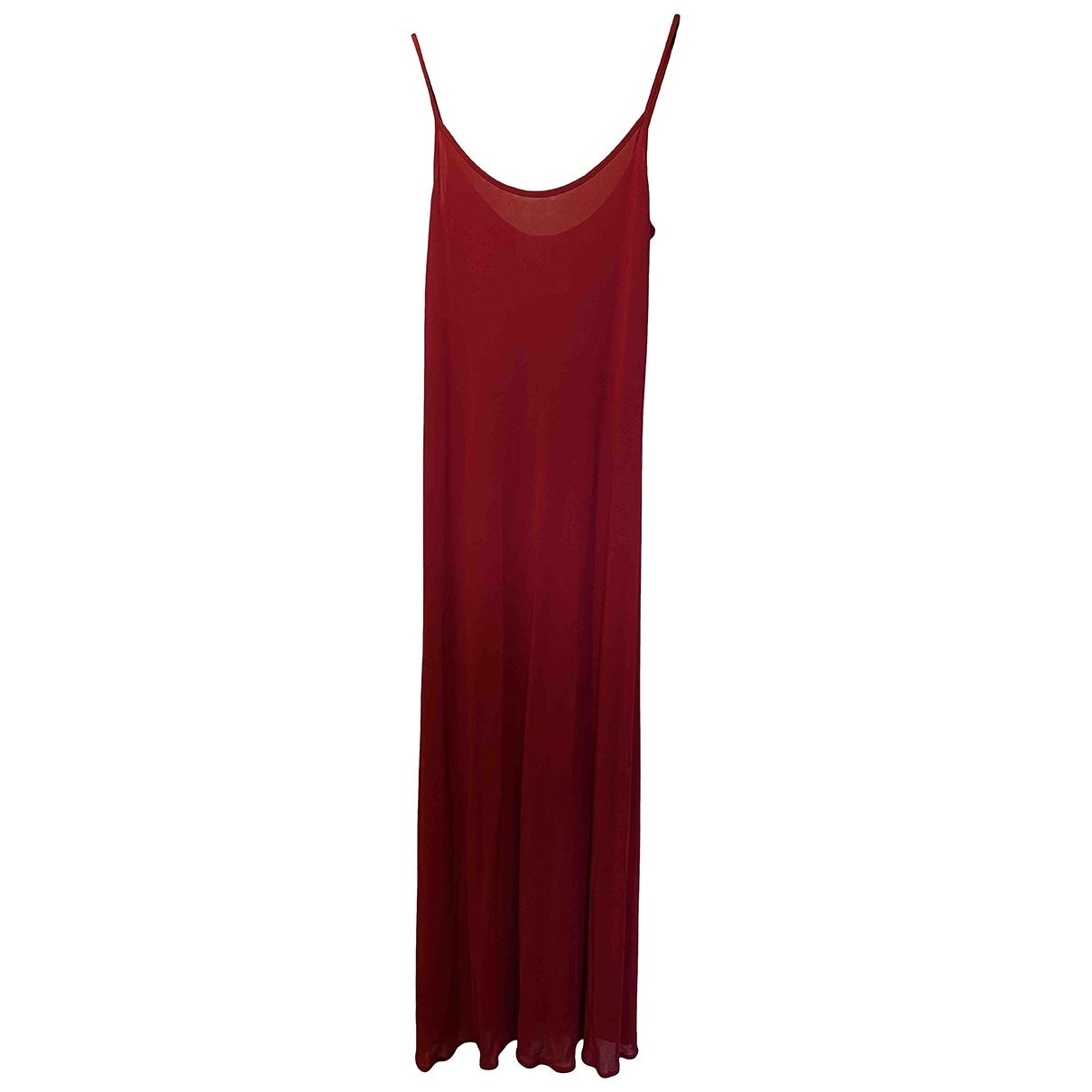 Maxi vestido Moschino Cheap And Chic