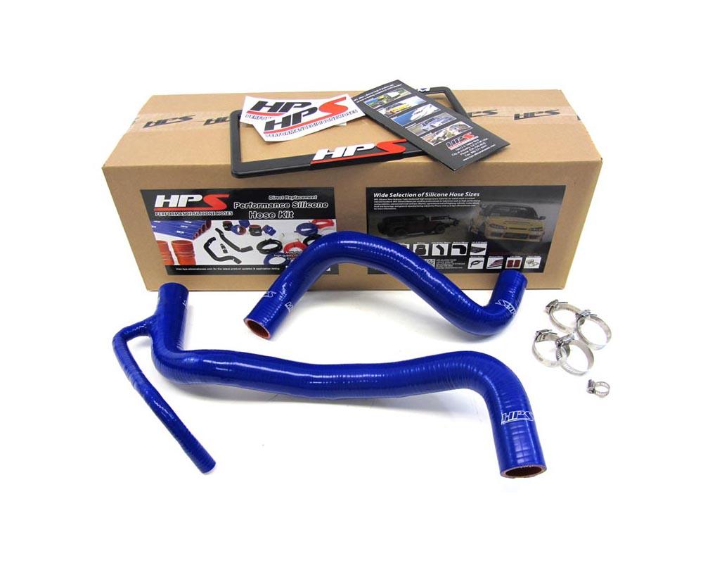 HPS Blue Reinforced Silicone Radiator Hose Kit Coolant for Scion 08-15 xB