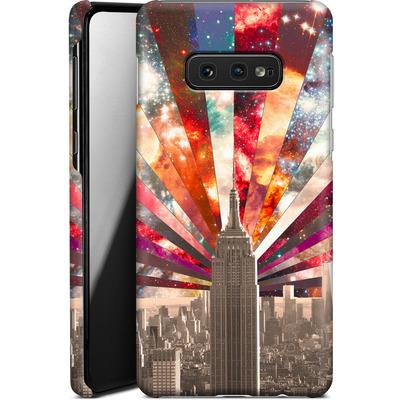 Samsung Galaxy S10e Smartphone Huelle - Superstar New York von Bianca Green