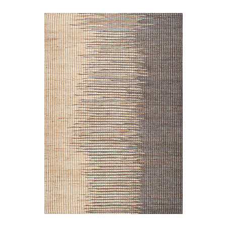 nuLoom Flatweave Hulsey Rug, One Size , Gray