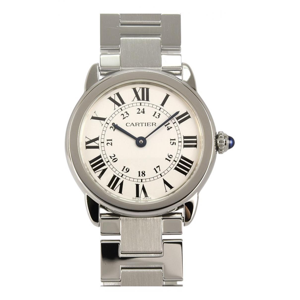 Reloj Ronde Solo Cartier