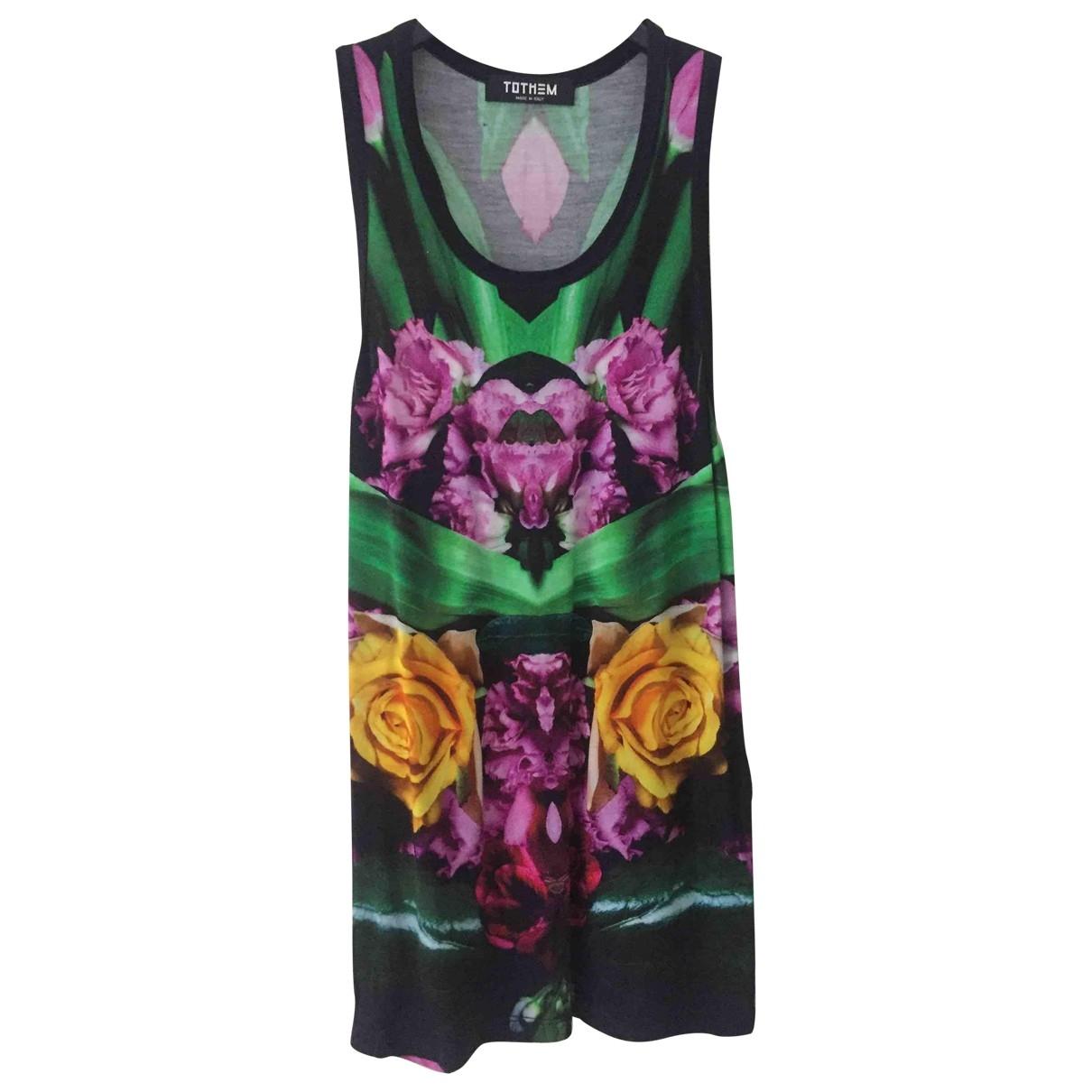 Tothem - Top   pour femme - multicolore