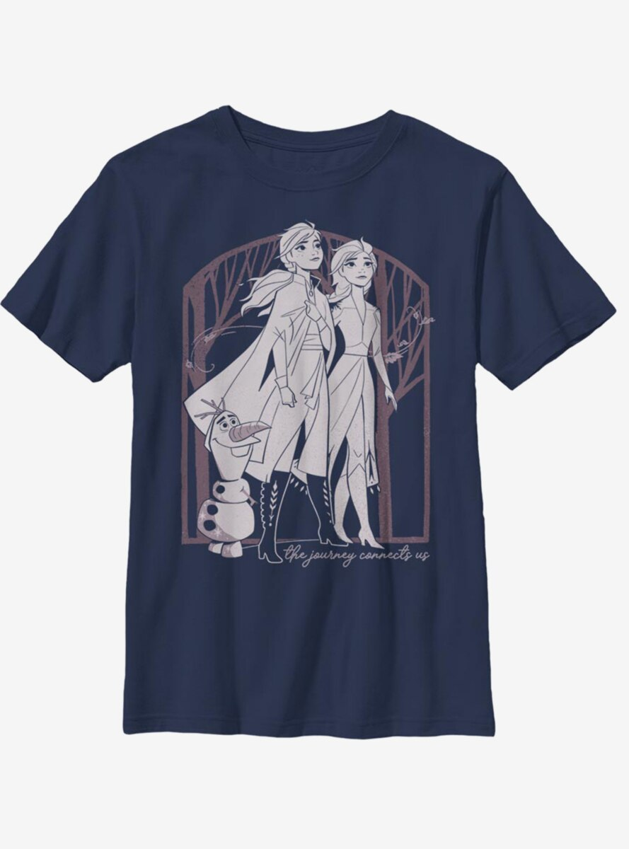 Disney Frozen 2 Forest Frame Youth T-Shirt