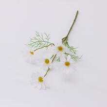 1 Zweig kuenstliche Kamille