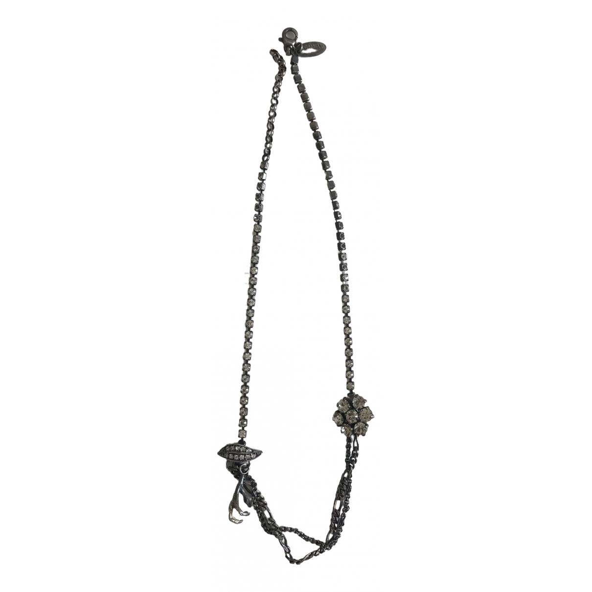 Iosselliani \N Metal necklace for Women \N