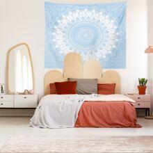 Teppich mit Mandala Muster