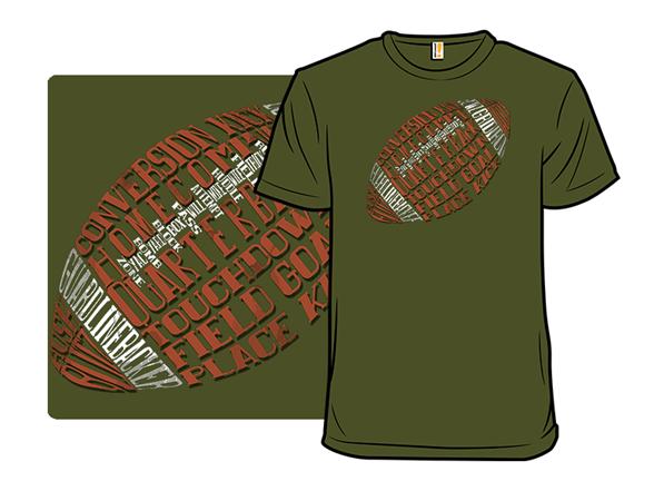 Textball V T Shirt