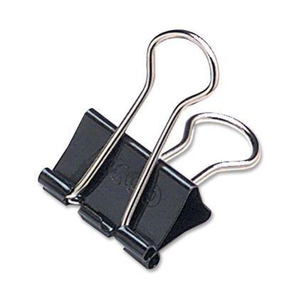 Acco Binder Clip avec Arms Fold-Retour - Boite de 12 - 1